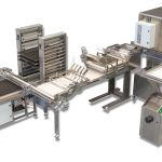 Baguette line with automatic panning Automatic Panning Colbake