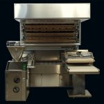 Armario para fermentar pan Cámara de fermentación intermedia de gran capacidad SPV