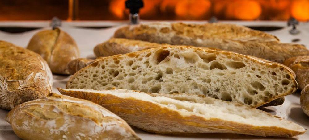 Maquinas para hacer pan