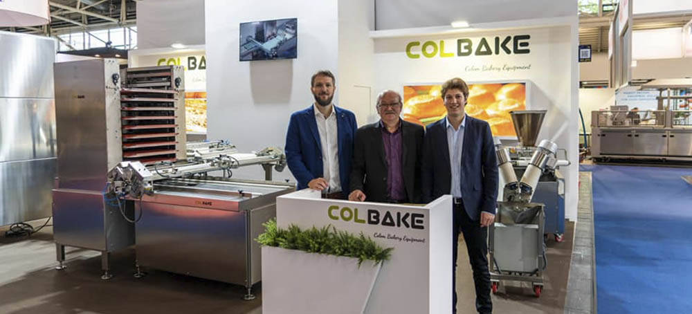 Maquinaria para panaderia Colbake en IBA 2018