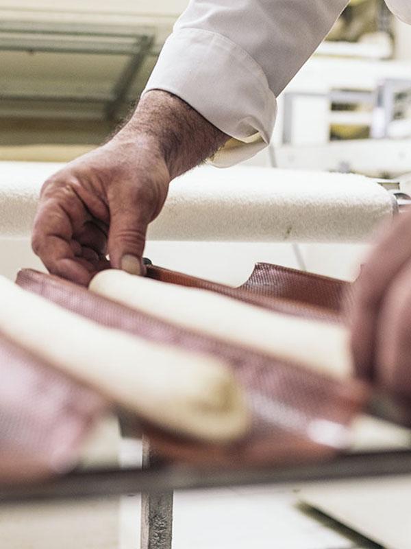 entabladoras maquinaria panadería