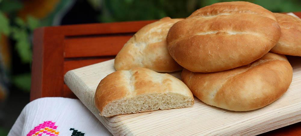 Formadora panes especiales paposecos y teleras mexicanas
