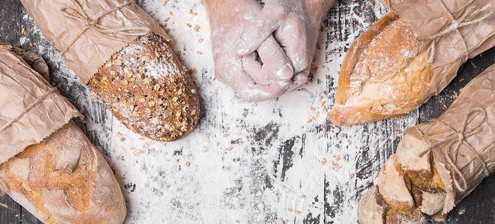 Formadoras de barras pan