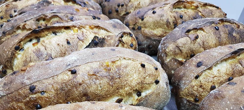 Divisoras de masa fermentadas para panes especiales