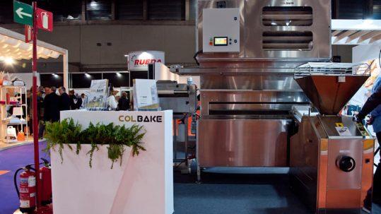 Maquinaria para panadería Colbake