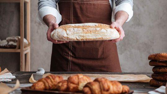 Maquinaria para panaderia y repuestos
